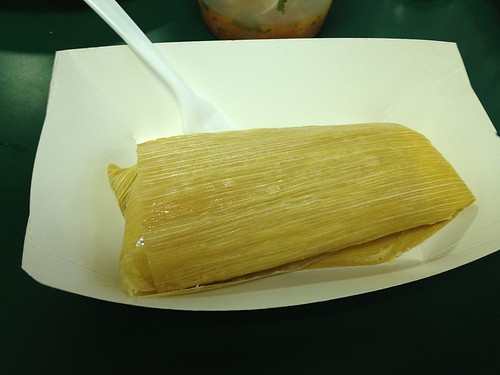 Tamale Looking Thing