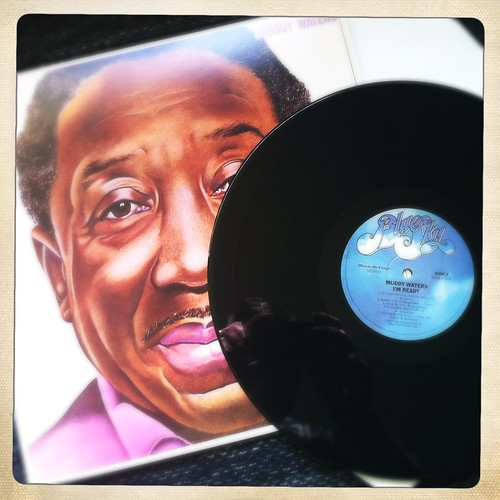 Blues On Vinyl : Muddy Waters - I'm Ready