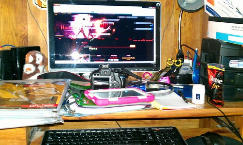 292/366 [2012] - Cleaned Desk by TM2TS
