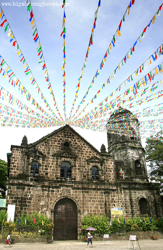 sta ursula church binangonan rizal
