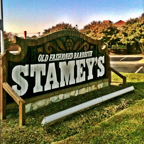 Stamey's by Greensboro NC