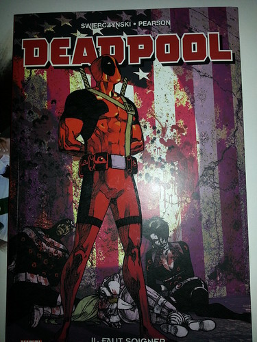 Deadpool - il faut sauver le soldat Wilson