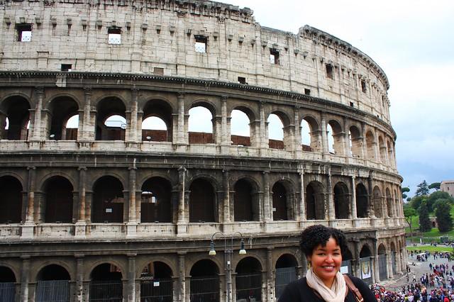 The Colisieum, Rome