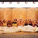 Hawaiian Airlines' October/November 2012 Hana Hou magazine featuring Hawaii Community College's hula halau Unukupukupu on the cover.