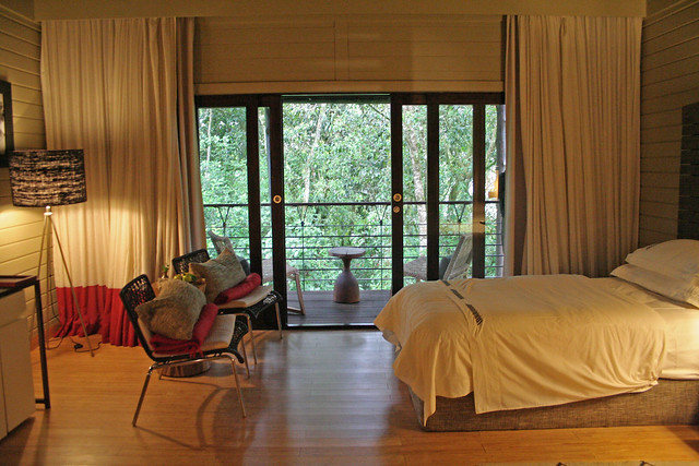 Nyungwe Forest Lodge room