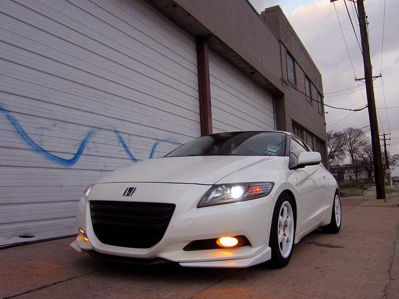 New mods. New Photoshoot | Honda CR-Z Hybrid Car Forums