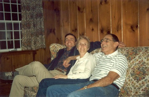 Paul & His Folks 1985