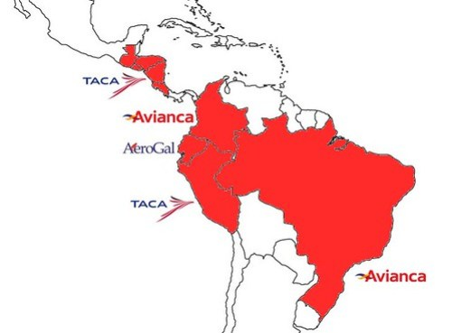 The New Avianca