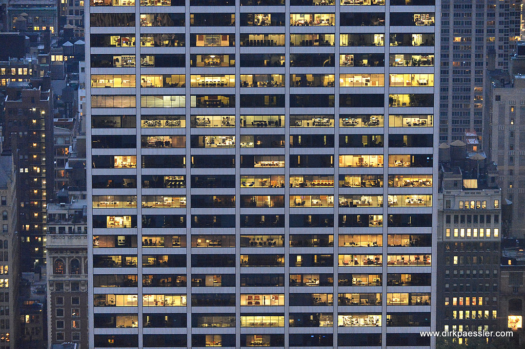W. R. Grace Building, Manhattan by Dirk Paessler