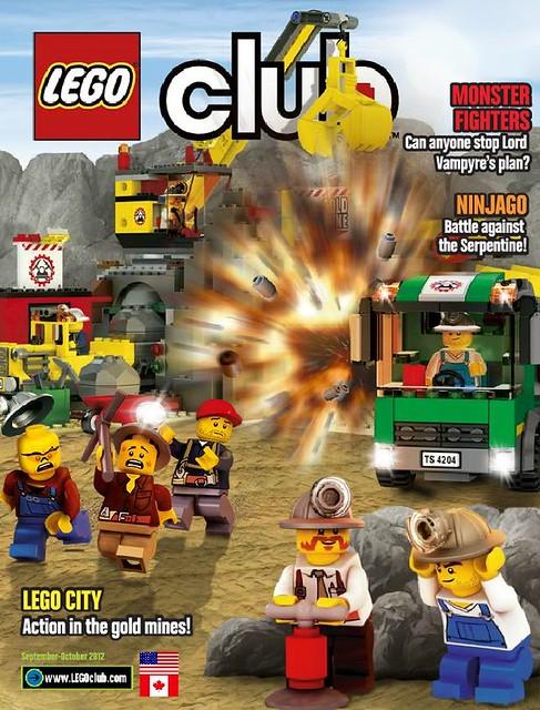LEGO Club september-october