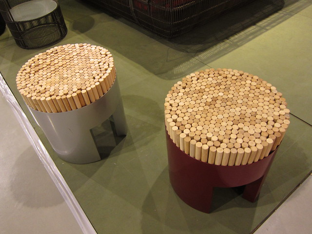 Kenneth Cobonpue stools