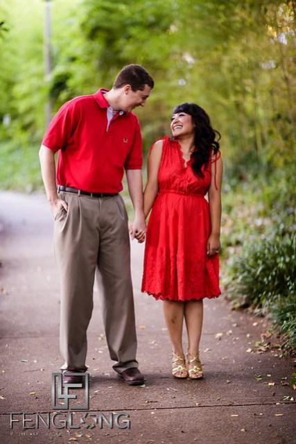 Rosanna & Doug's Engagement Shoot   University of Georgia   Atlanta Athens Cambodian Wedding Photographer