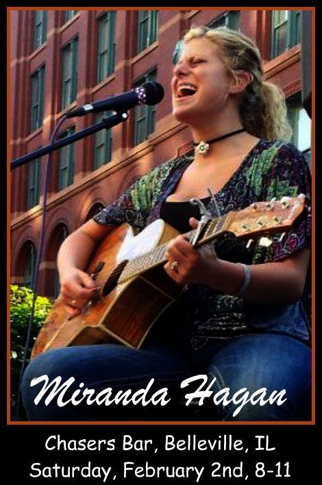 Miranda Hagan 2-2-13