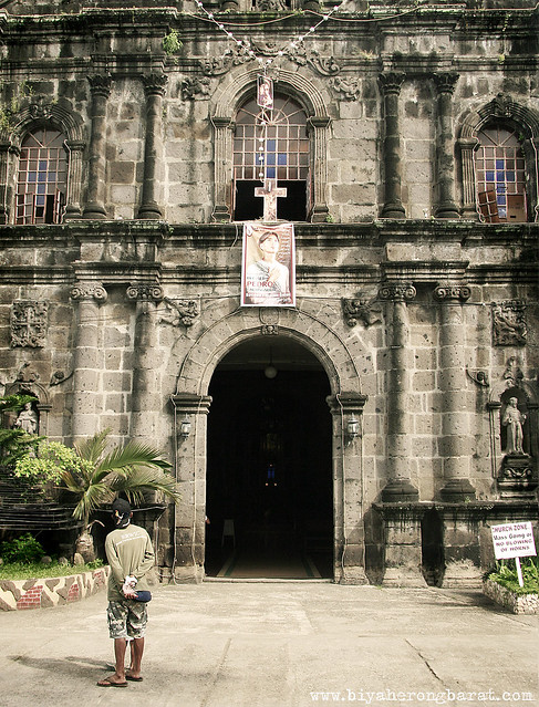 Tanay Church San Ildefonso Parish
