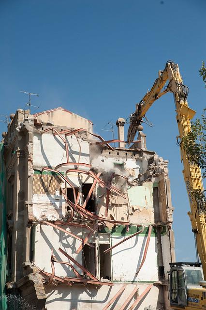 Demolicion edificio ferroviarios junto PIAC_4