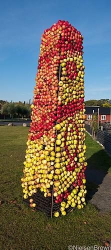 Apple Sculpture Kivik