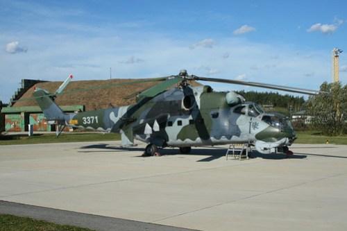 Mil Mi-35 Hind '3371'