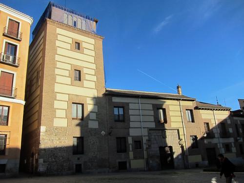 Torre de los Lujanes