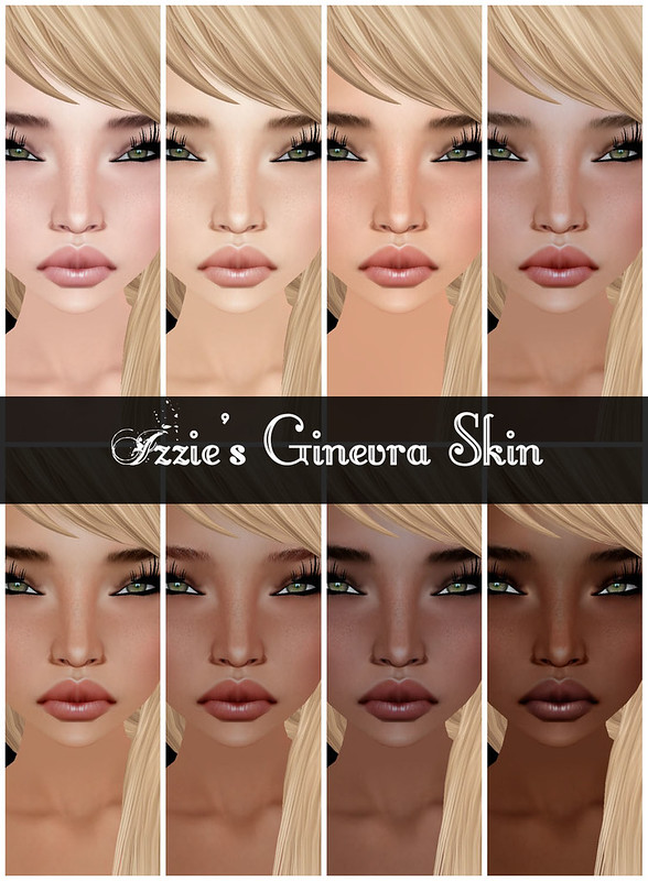 Izzie's Ginevra Skin