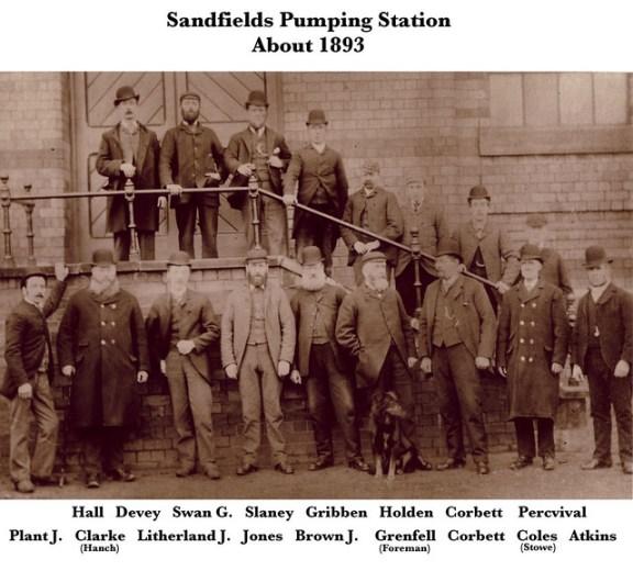 Sandfileds Staff 1893