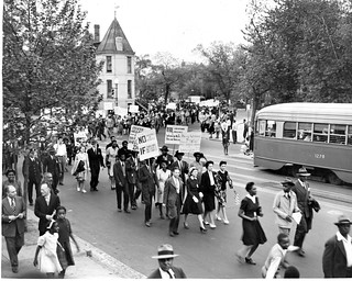 March for Capital Transit Jobs: 1943 (Photo 16)