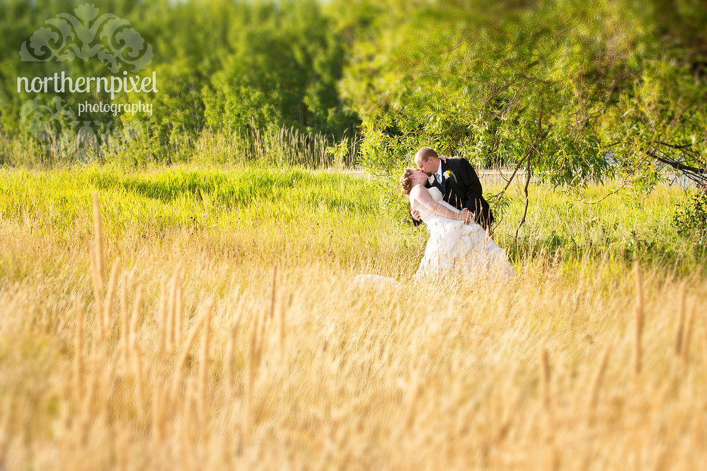 Prince George BC Farm Wedding