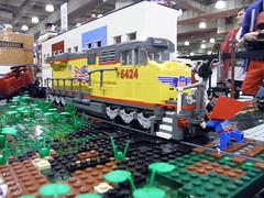 I LUG NY DC Superman Train