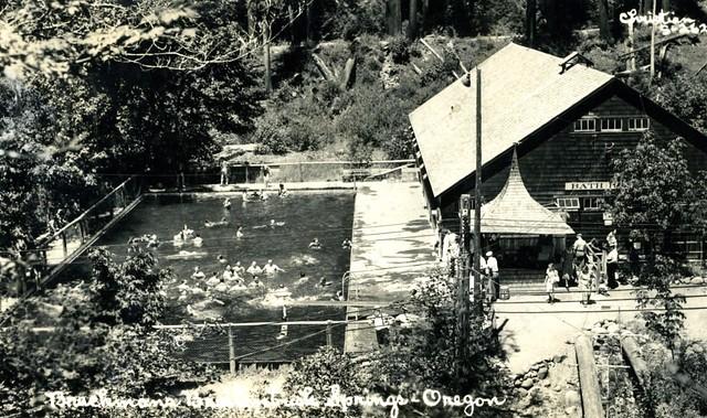 Bruckman's Breitenbush Springs, Oregon