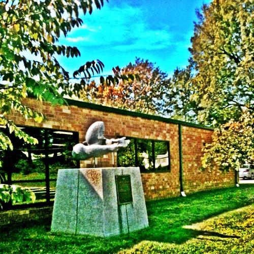 Vance Chavis Library by Greensboro NC