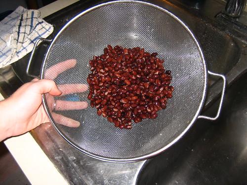 Black beans!