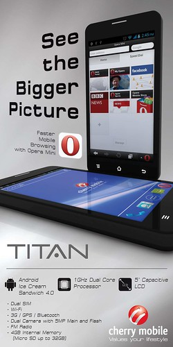 Titan - Cherry Mobile