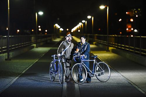Tweed Ride Minneapolis 2012