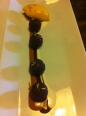Compartir_bombones de chocolate y mango