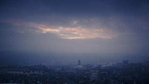 Urban Mythologies : A Miracle in Waterworld (Liège, Belgium) - Photo : Gilderic