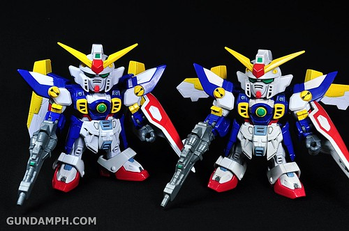 SD Archive Wing Gundam Unboxing Review (46)