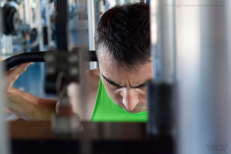 Hacia el Ironman de Lanzarote_Gimnasio