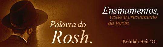 Palavra do Rosh