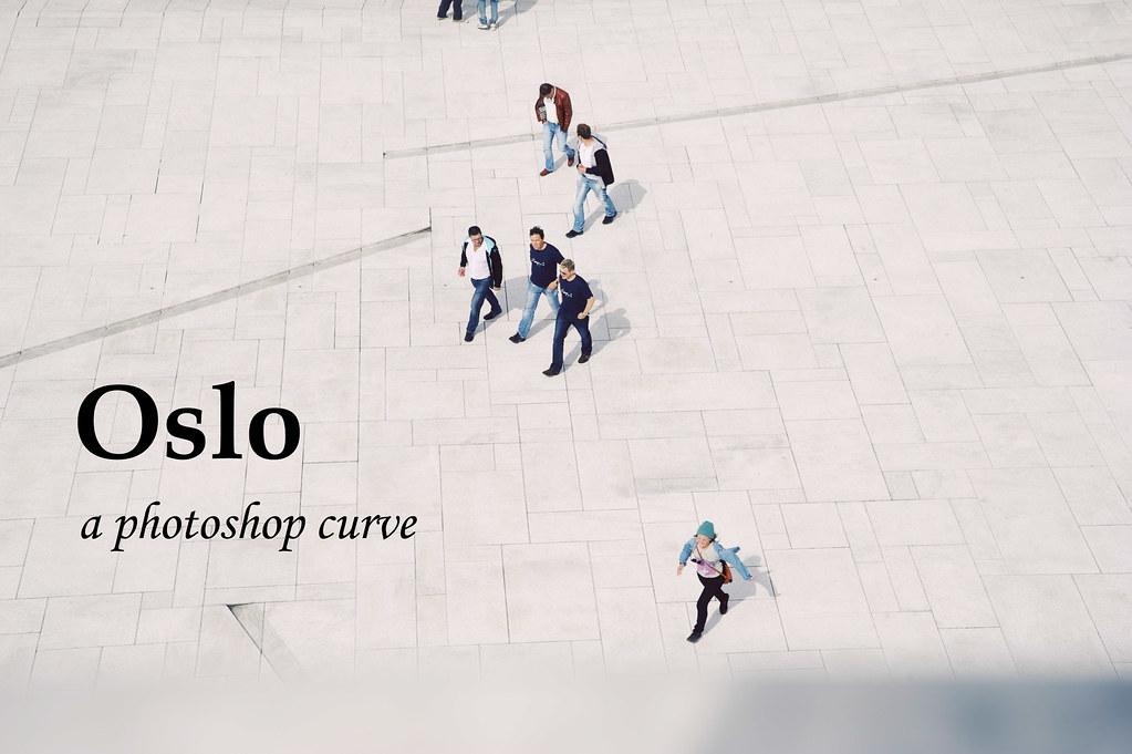 Oslo: A Photoshop Curve
