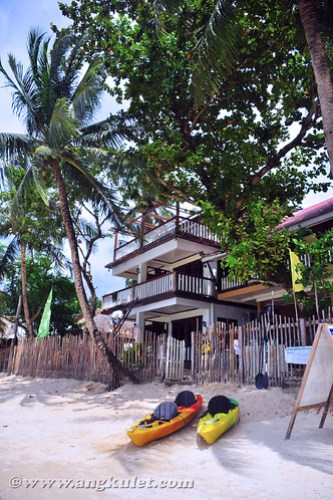 Rico's beach Cottages, El Nido, Palawan