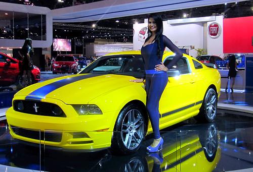 Mustang Boss 302 Laguna Seca II