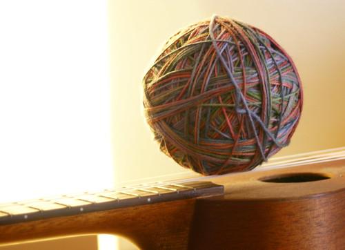 yarn on the yuke