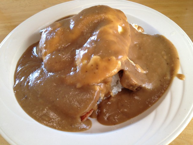 Super loco moco - Big Island Grill