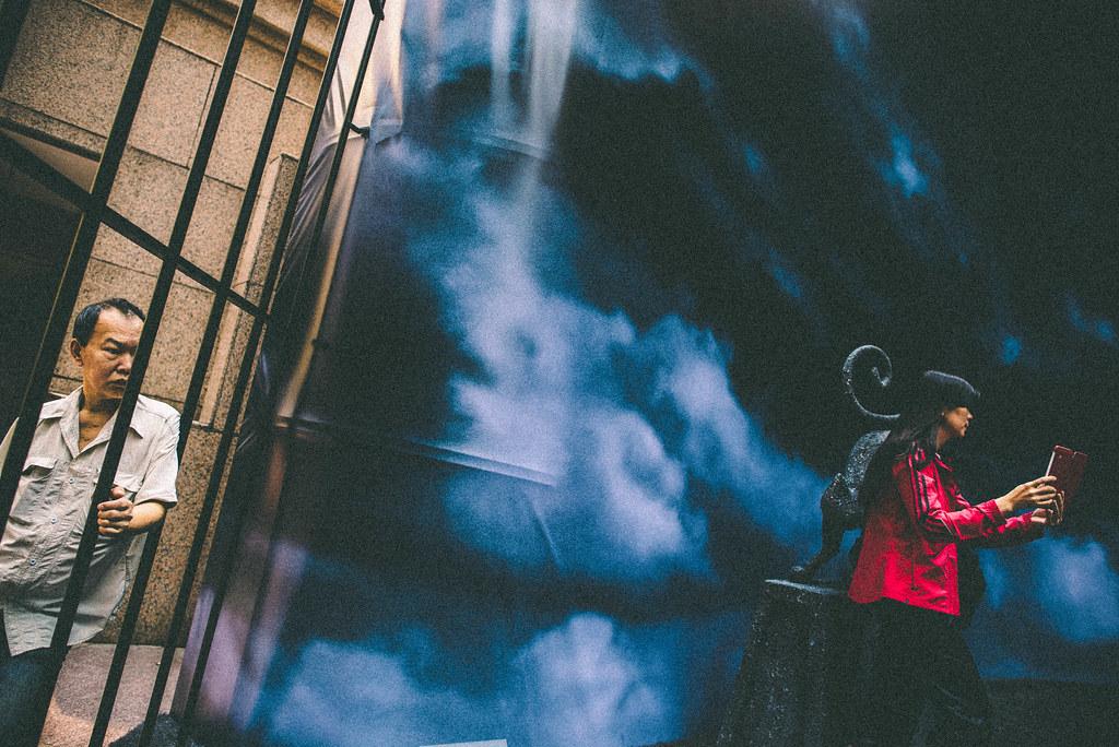 Outside Frankenweenie's Gate