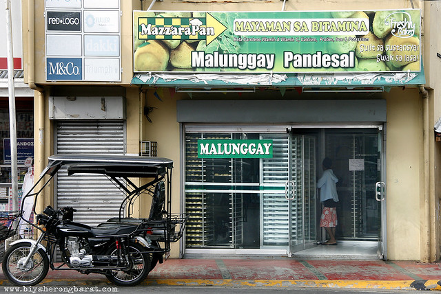 MazzaraPan Malunggay Pandesal in Tanay Rizal