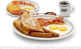 IHOP Breakfast Combos