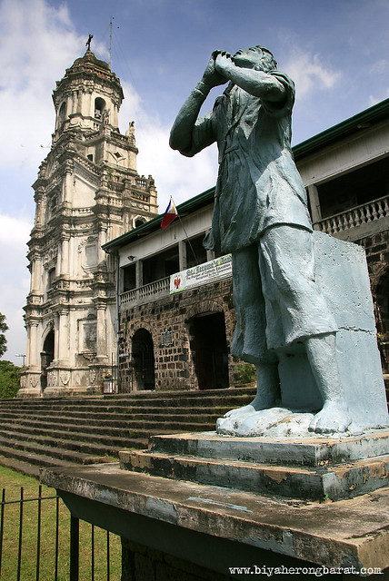 San Geronimo St. Jerome Church of Morong Rizal