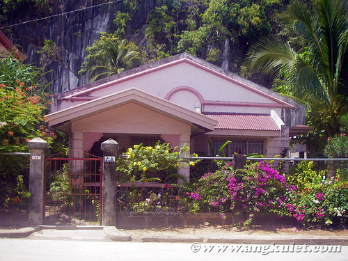 2006 House near the port, El Nido, Palawan