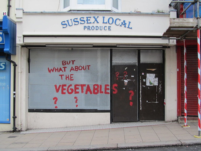 But what about the vegetables??