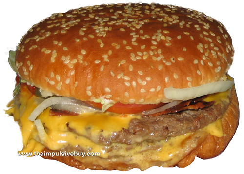 Burger King Ultimate Double Whopper