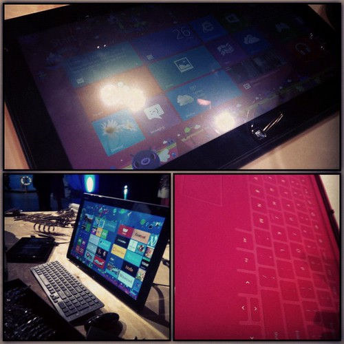 Slate, convertible, or all-in-one? Which device will you be using your #Windows8?